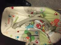 Mothercare bounce £20