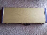 Fender Strat Tweed flight case