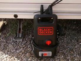 Jet washer Black & Decker