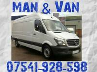 Man & Van Hire Removals