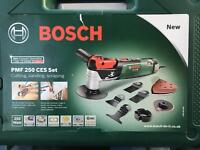 Bosch pmf 250 ces set all rounder brand new