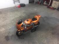 New 50cc minimoto