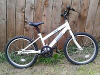 Child's small mountain bike British eagle coral g,w,o,bargain