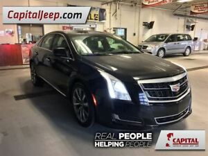 2017 Cadillac XTS Leather| OnStar| Remote Starter| Low KM