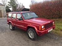 Cherokee 2.5 td 4x4 px swap £1200
