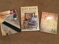 Up cycling books