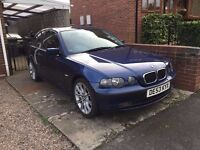 2003 BMW 320d Compact
