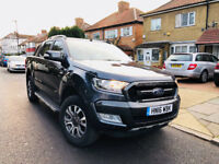 Ford Ranger 3.2 TDCi Wildtrak Double Cab Pickup 4x4 4dr