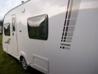 swift iona 4 berth fixed bed 2009 motor mover awning excellent condition ready to use