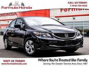 2014 Honda Civic Sedan LX | BLUETOOTH | FUEL EFFICIENT
