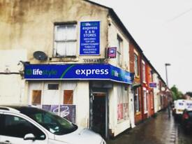 Off-licence for sale