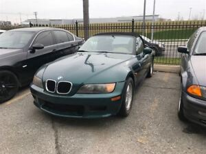 1996 BMW Z3 AUTO!FULLY LOADED!CONVERTABLE!LEATHER!ALLOYS!