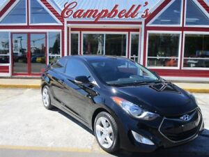 2013 Hyundai Elantra SE HTD LEATHER SUNROOF NAV LOADED