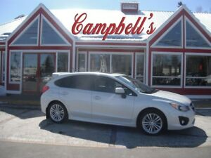 2014 Subaru Impreza 2.0i AWD HEATED SEATS SUNROOF!! 5 SP GAS SAV