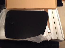 Brand new in box high black gloss floating shelf