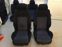 VW Golf MK4/Bora Seats GTI