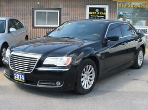 2014 Chrysler 300 RWD 3.6L LOADED LEATHER