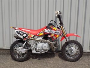 2009 Honda CRF50F BBR KIT