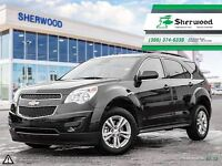 2015 Chevrolet Equinox LT Only 15,000KMS!!