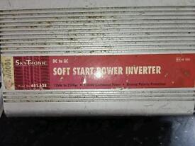 Soft air power inverter for car