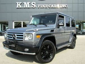 2012 Mercedes-Benz G-Class G 550| EDITION SELECT| CANADIAN| CLEA