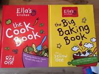 Ella's cookery and baking book