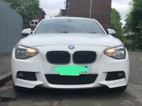 BMW 1 SERIES 118D M SPORT N47D20C ENGINE, GA8-HP45Z GEARBOX BREAKING FOR PARTS