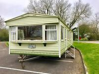 CHEAP STATIC CARAVAN FOR SALE! GLOUCESTERSHIRE , CIRENCESTER, FAMILY FACILITIES