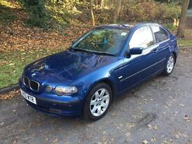 Bmw 318ti automatic LOW MILEAGE only 68,000 miles