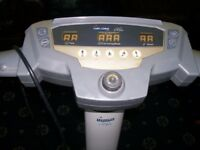 carl lewis vibro machine reduced for quick sale