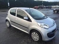 Citroen c1 1 yrs mot