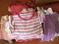 Large bag 0-3 baby girl clothes