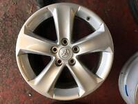 "17"" Toyota RAV4 alloy wheels"