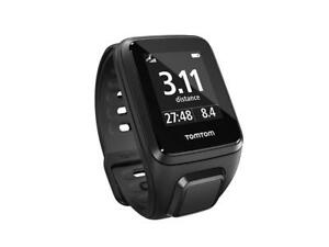 TomTom Spark 3, GPS Fitness Watch and Activity Tracker (Black, Small)
