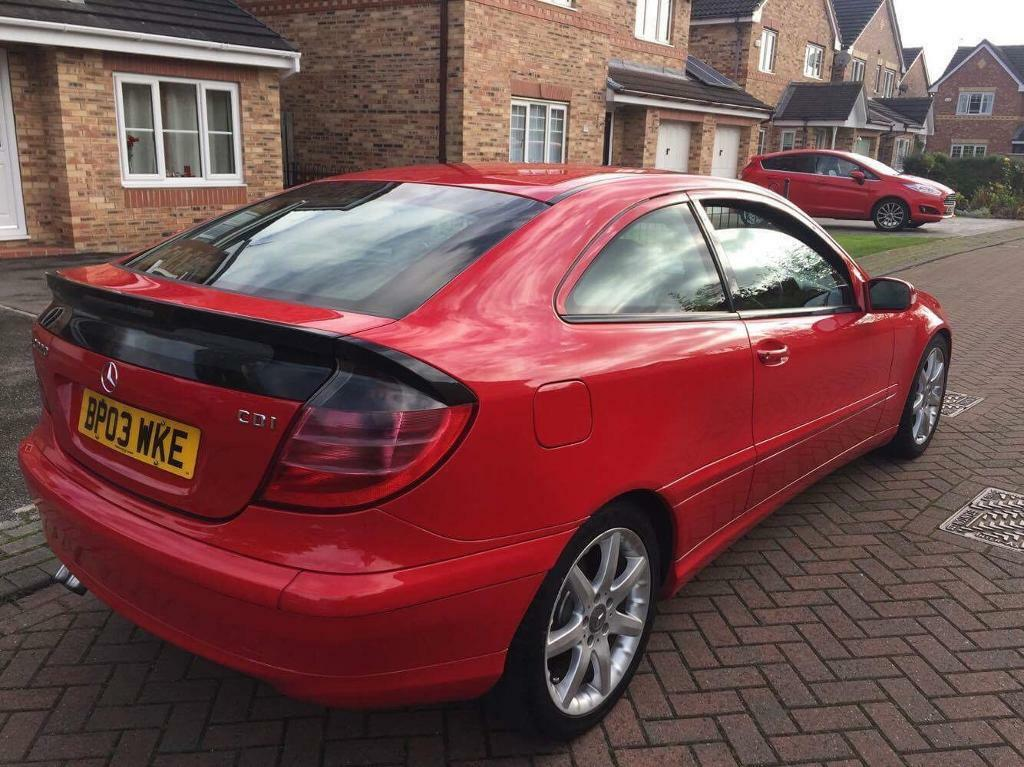2003 Mercedes c220 cdi automatic | in Rothwell, West Yorkshire