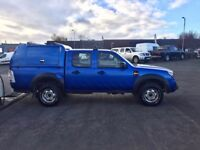 11 Ford Ranger Double Cab 4x4 Pick Up