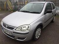 Vauxhall Corsa 1.0 life 2005, only 62k