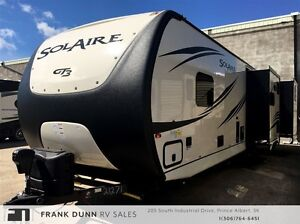 2017 Palomino Solaire 312 TSQBK, *ONLY $186.50/bi-weekly