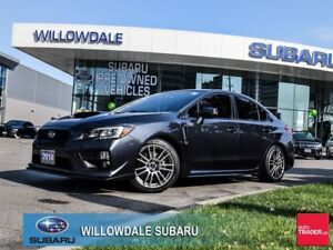 2016 Subaru WRX Sport-tech PKG STI Brakes STI Wheels No Accident