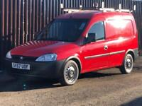 Vauxhall combo 1.3 diesel (57 reg)