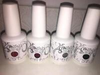Harmony gelish gels lots of colours available