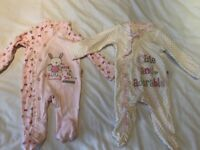 Brand New Baby Grows
