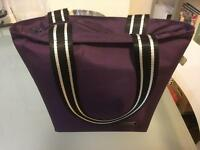 Purple Lunch Bag