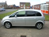 swap my meriva or sell £1000ono 1.6 2004 04 plate with full service history and old mots