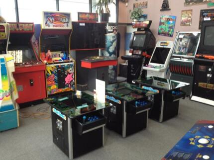 Classic Video Game Table Arcade Machine