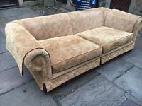 DFS 3 Seater Sofa - X2 Avail - 18 Months Avail - UK Delivery
