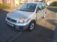 Ford Fusion 1.4 Zetec TDCi 2009, 55k, Full Service History, Excellent Condition, 2 Former Owners