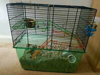 Hamster / Gerbil cage - small animal cage