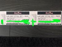 Slam Dunk South Tickets x2