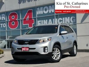2014 Kia Sorento LX AWD | Backup Sensor | Heated Seat | Cruise